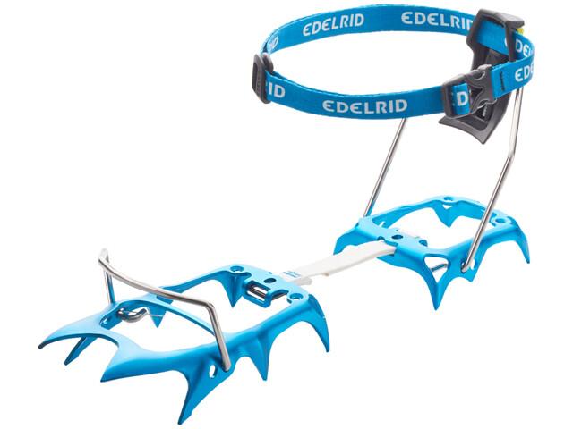 Edelrid Shark Lite Crampons, icemint
